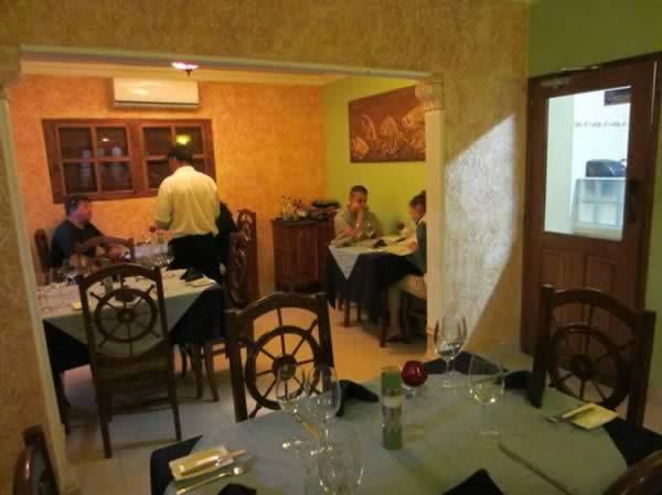 Restaurante Waco Club, Varadero, Cuba